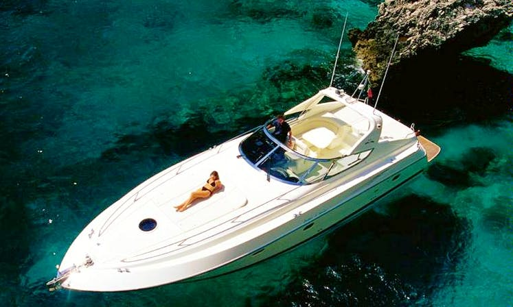 Tine Force One Motor Yacht Charter in Sainte-Maxime