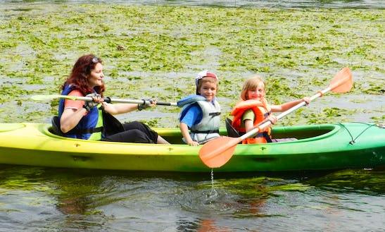 Kayak Rental In Sobieski