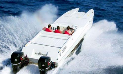 "Speedy Motor Yacht ""No discipline"" in Sainte-Maxime"