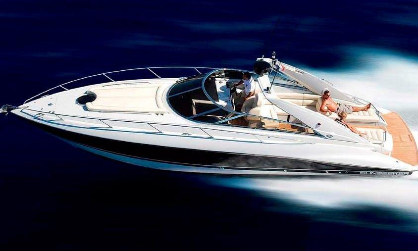 "Charter Motor Yacht ""Weiss Horn"" in Sainte-Maxime"