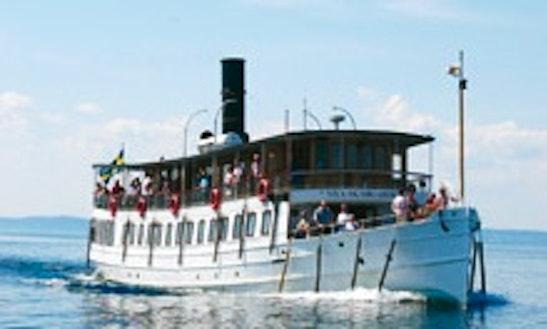 Cruise Boat In Gothenburg