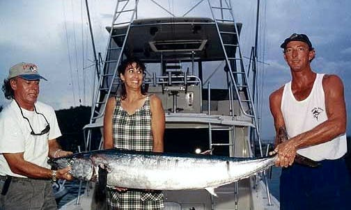 "45' Viking ""Marlin Prince"" Sport Fishing in St Thomas"