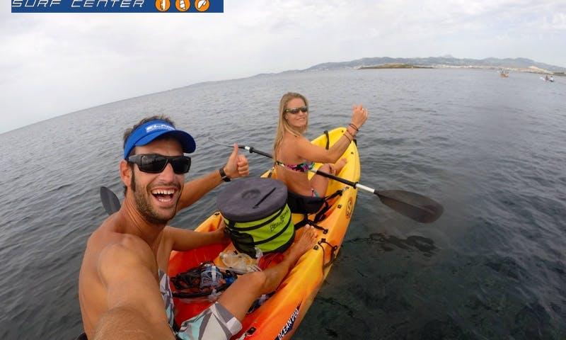 Kayak Rental in Can Pastilla