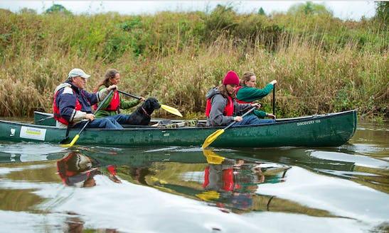 Canoe Rental In Hay On Wye