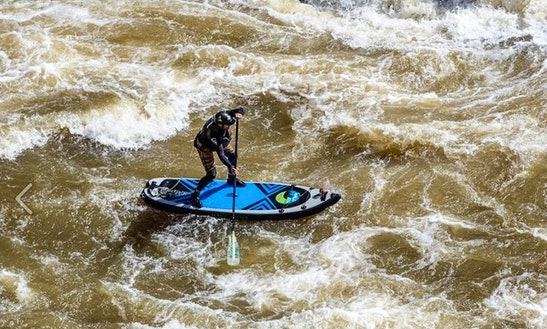Stand Up Paddle Board Rentals & Tours In Colorado