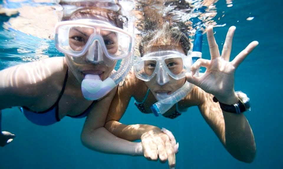 Snorkelling Day Trip from Bali to lembongan & nusa penida