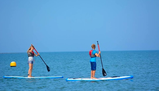 Stand Up Paddleboard Rental In Colwyn Bay