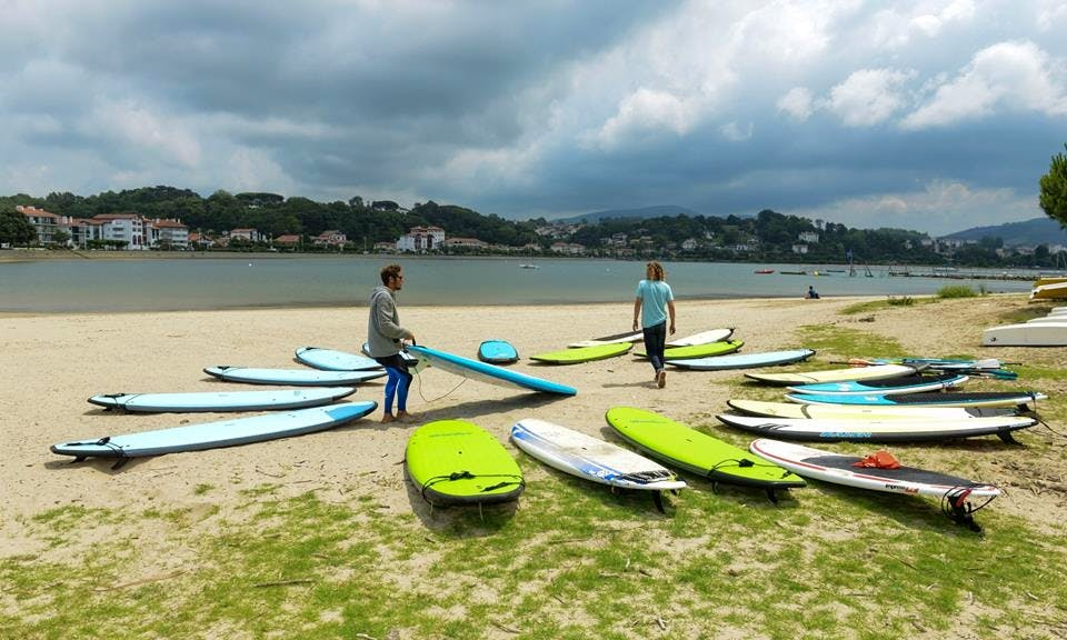 Stand Up Paddleboard Rental in Hendaye