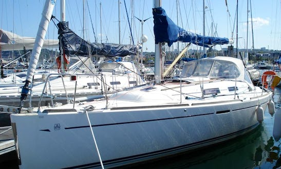 Charter 34' Dufour Yacht In France