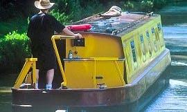 Canal Boat Rental in Tallinn