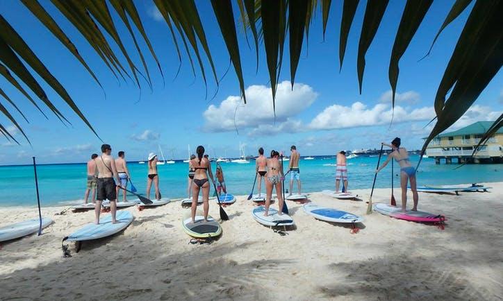 SUP Rental in Bridgetown, Barbados