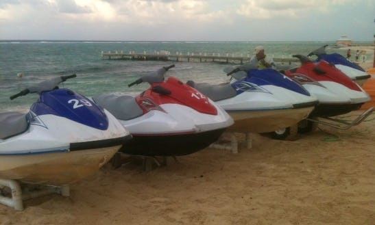 Jet Ski Tour In Grand Cayman