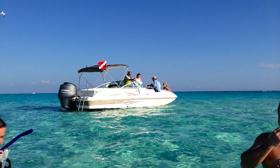 Power Boat Charter  In Grand Cayman