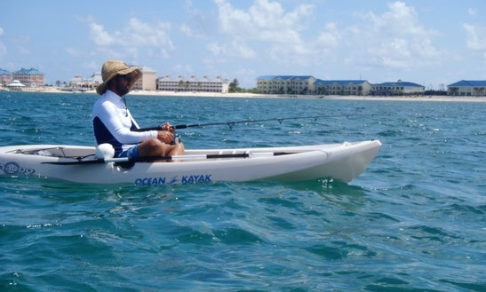 Kayak Rental In Grand Cayman