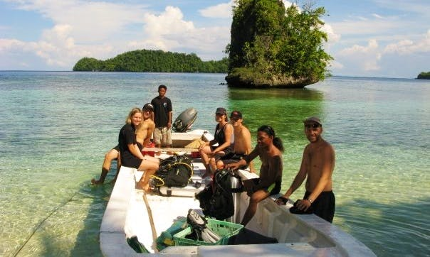 Dive Boat Charter in Indonesia