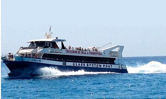 Chart '300 Party Boat' Power Catamaran In Sant Antoni De Portmany