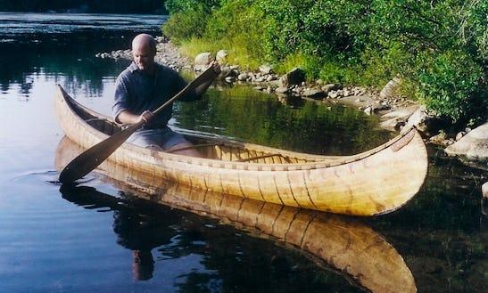 Indian Canoe Rental In Koskenpää