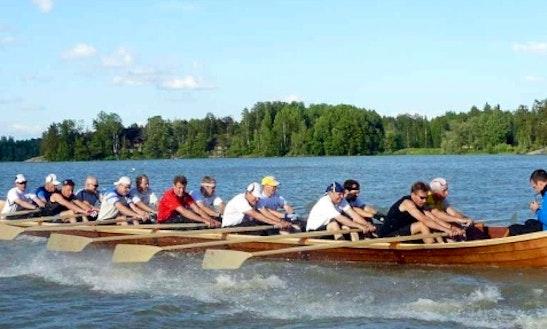 Church Boat Rental In Koskenpää