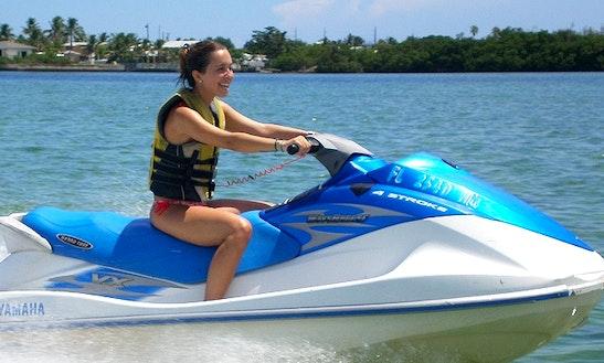Rent Waverunner Jet Ski In  Key West, Florida