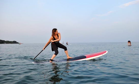Stand Up Paddleboard Rentals And Classes In Toronto
