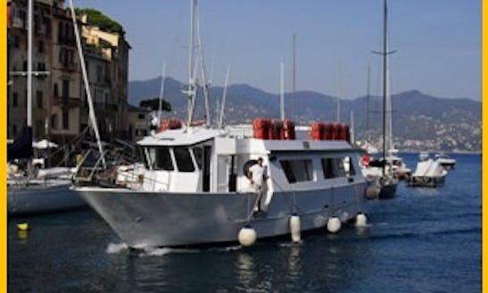 62' Palmaria Passenger Boat In Rapallo