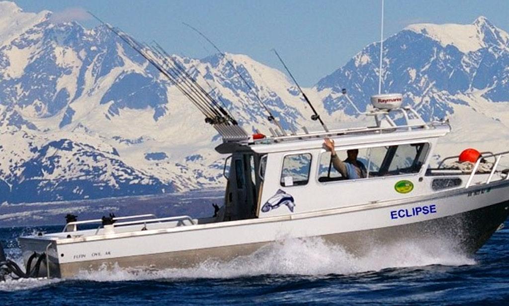 28 39 eclipse fishing boat in alaska getmyboat for Juneau fishing charters