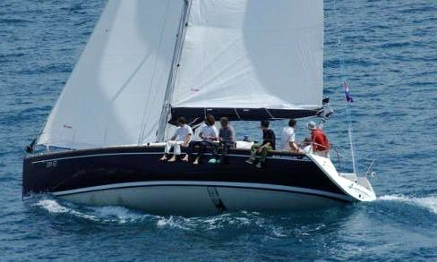 'Branka' Luxury Monohull Cruiser Salona 40  in Croatia