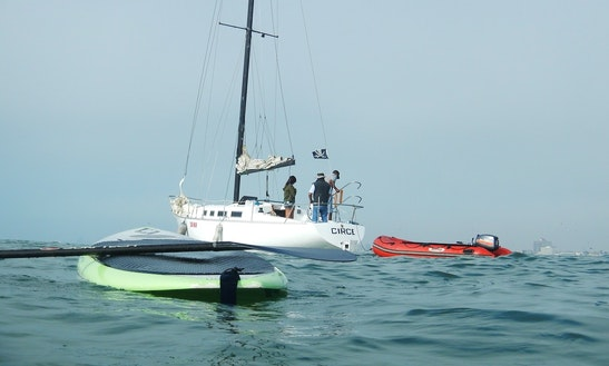 Amazing Time Sailing Along The Callao Coast In Perú For Up To 15 Persons