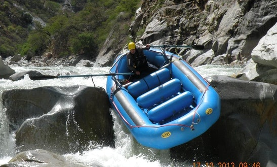River Rafting In Cusco, Peru