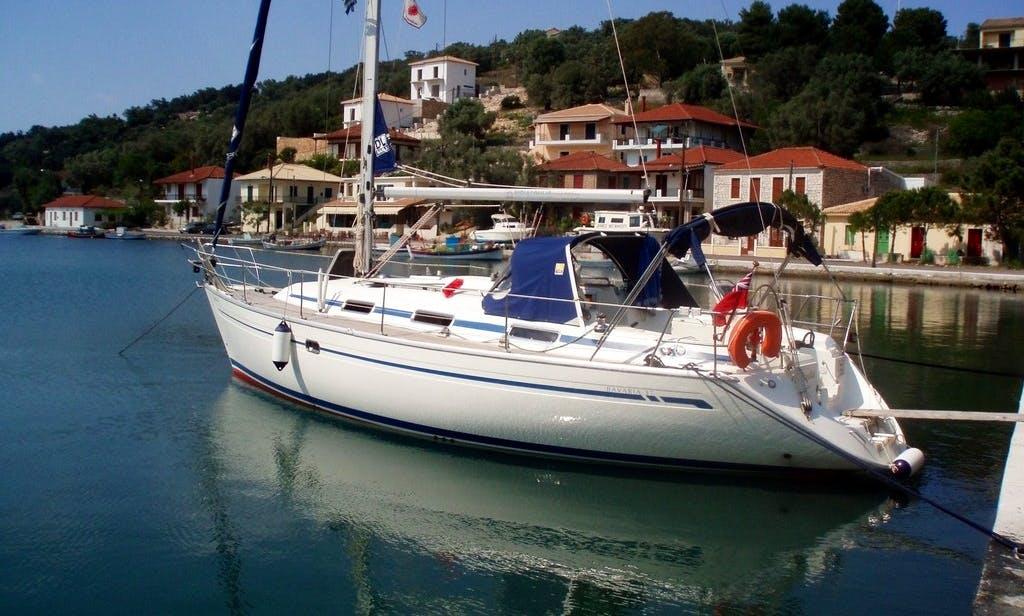 'Mondo'  Luxury Monohull Bavaria 37  Cruiser Charter  in Trogir