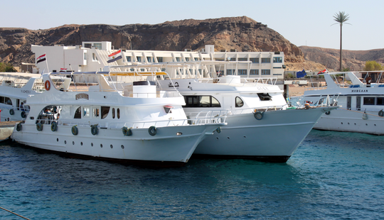 Egyptian Liveaboards Scuba Charter For 5 Days