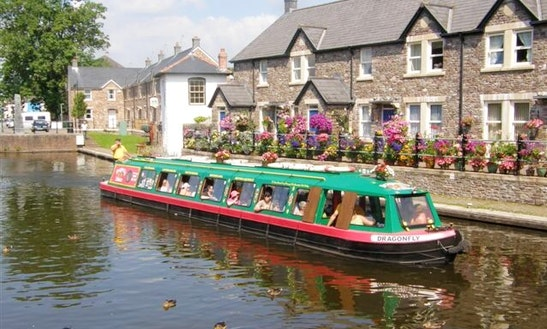 Passenger Boat Rental In Brecon