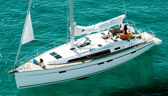 Charter This Cruising Monohull Bavaria 46 For 10 Person In Komolac, Croatia