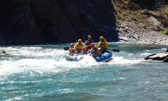 Family Adventures Rafting Trips In Queenstown