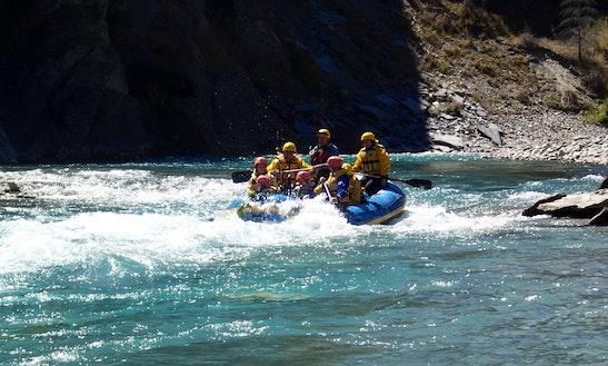 Family Adventures Rafting Trips In Queenstown