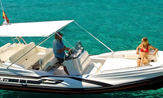 Luxury Rib In Puerto Pollensa