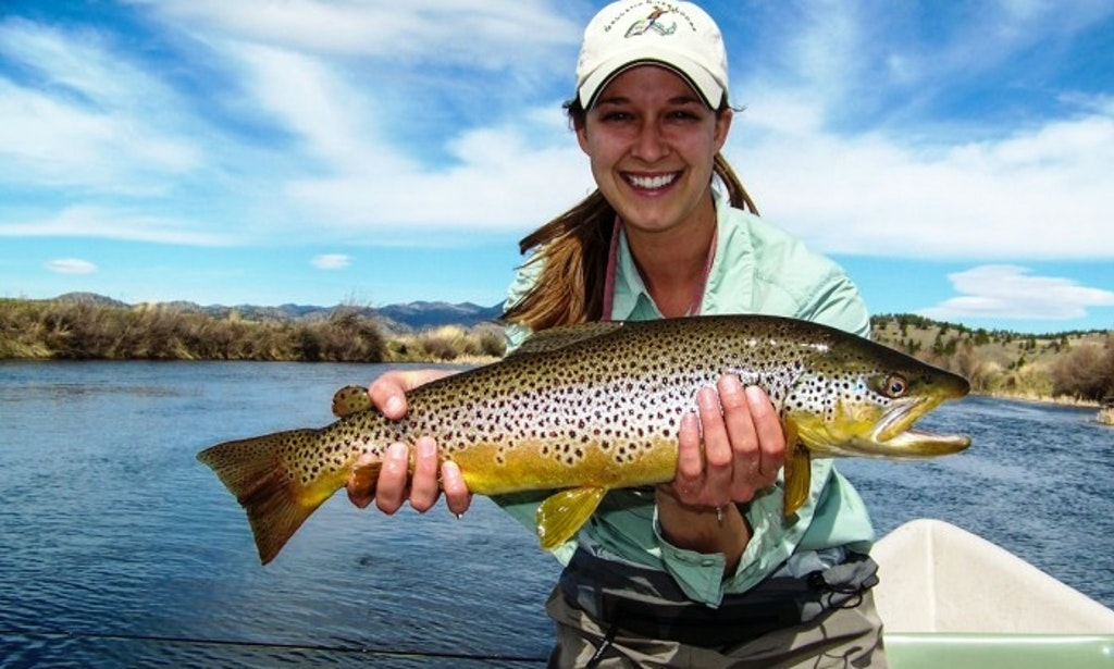 Fly fishing trips in bozeman montana getmyboat for Montana fishing trips