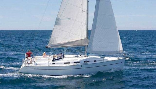 Luxury 8 Person Cyclades 39 Sailboat For Charter In Croatia
