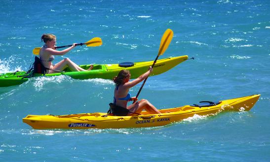 Kayak Rental In Getaria