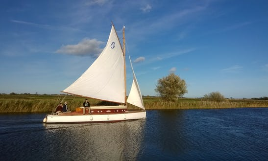 Hire This 30' Japonica Yacht In Martham