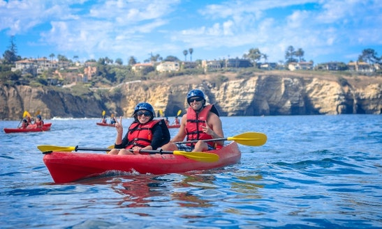 Single & Tandem Kayak Rentals In San Diego