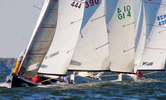 Sailing Lessons In Newport, Rhode Island