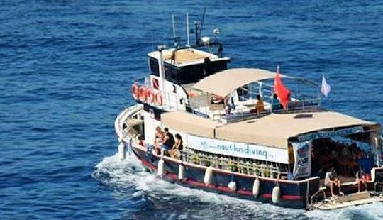 Passenger Boat Rental In Kas