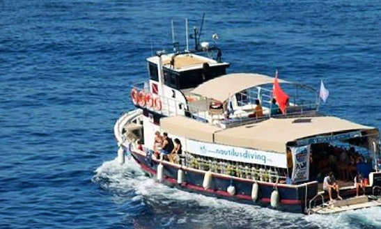 Passenger Boat Rental In Kas
