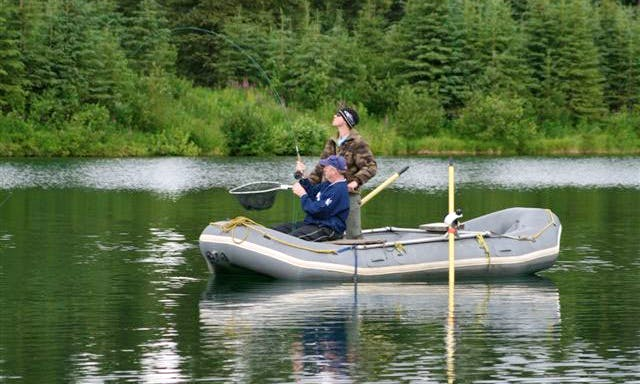 Enjoy Guided Fishing Trips In Denali Park, Alaska