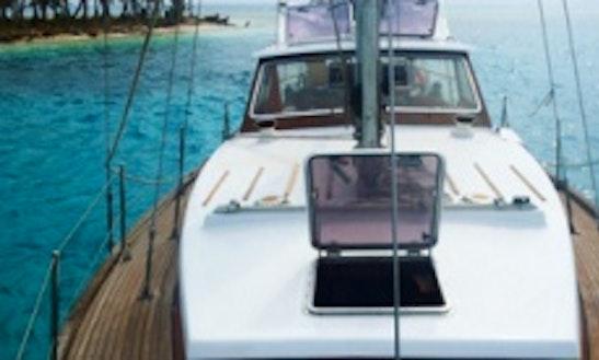 40′ Cruising Monohull Charter In Panamá, Panama
