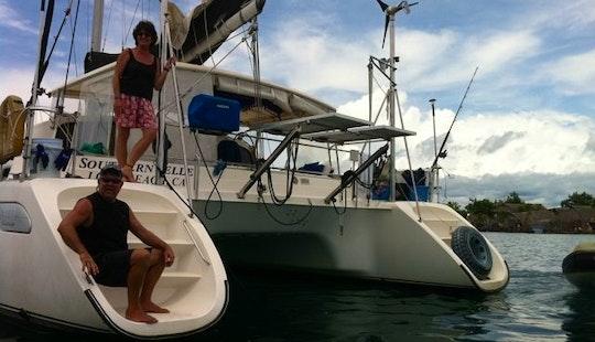 42' Cruising Catamaran Charter In Panamá, Panama