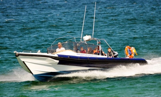 Stormforce 11 Tour Boat In Portrush