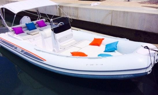 Rib Rental In Ibiza