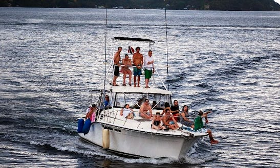 Trinidad Cruises And Fishing Charters
